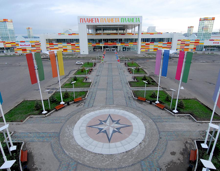 ТРЦ «Планета» г. Красноярск